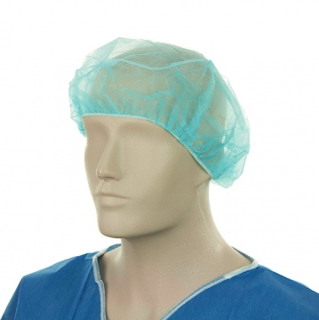 Bastion Bouffant Hat Blue 21""