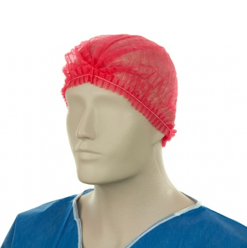 Bastion Clip Hat Red 21""