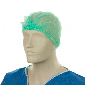 Bastion Clip Hat Green 21""